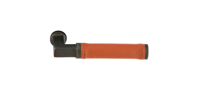 Emtek Hercules Brown US10B Lever