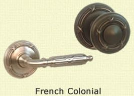 Fusion French Colonial Passage & Privacy