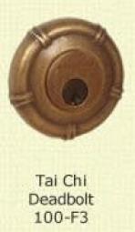 Fusion Tai Chi Deadbolt 100-F3