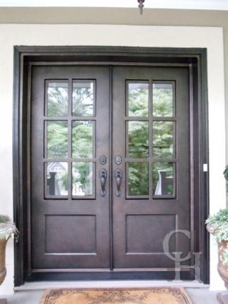 Janss Lumber Exterior Doors