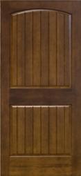 Koch Douglas Fir 2-Panel Planked