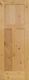 Koch Knotty Alder 3-Panel