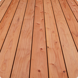 Construction Heart Redwood