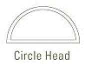 shapes circle head
