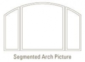 shapes segmented arch picture