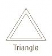 shapes triangle