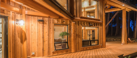 TFP cedar siding, redwood siding, western red cedar